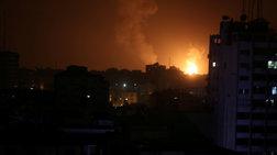 Το Ισραήλ έπληξε 100 στόχους της Χαμάς στη Λωρίδα της Γάζας