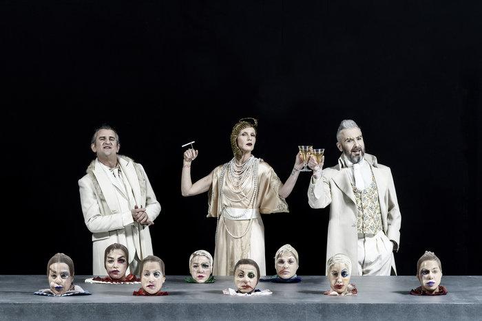 Ο Ουγκώ συναντά τη μουσική στη σκηνή του Εθνικού θεάτρου