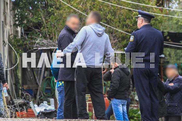 Αμαλιάδα: Σκότωσε τη γυναίκα του και αυτοκτόνησε
