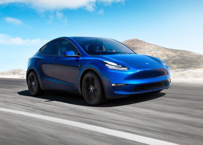 Αποκάλυψη για το Tesla Model Y - Δείτε βιντεο από την παρουσίαση