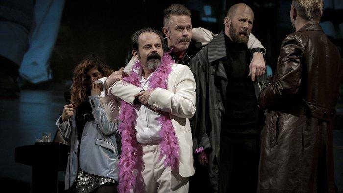 «Ο Μισάνθρωπος» του Μολιέρου στο Εθνικό Θέατρο