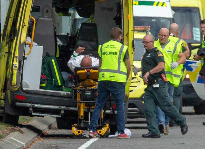 Παγκόσμια καταδίκη για την αιματηρή επίθεση στη Νέα Ζηλανδία