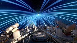 Το trailer της παράστασης «Το Μέλλον στο Διάστημα»