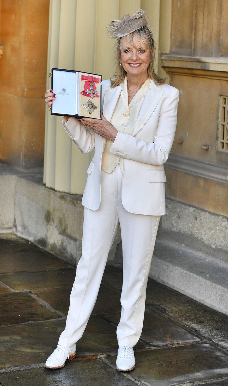 Η Tουίγκι, το θρυλικό μοντέλο των sixties έγινε Dame στα 69 της - εικόνα 3