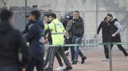 Οριστική διακοπή στο ντέρμπι ΠΑΟ - Ολυμπιακού