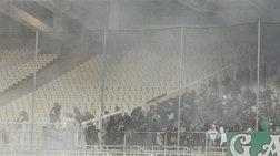Επεισόδια έξω από το γήπεδο - Χούλιγκαν διέκοψαν το ντέρμπι (φωτό)