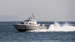 Αποκολλήθηκε το δεξαμενόπλοιο που είχε προσαράξει στην Άνδρο