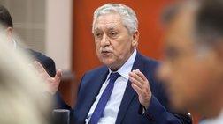Κουβέλης: Θα ήθελα στον ΣΥΡΙΖΑ τον Θεοχαρόπουλο