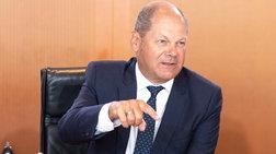 Σολτς: Οι εμπορικές διαμάχες πλήττουν την παγκόσμια οικονομία