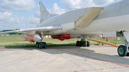 H Ρωσία στέλνει βομβαρδιστικά Tu-22M3 με πυρηνικά όπλα στην Κριμαία
