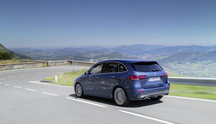 Μήπως η νέα Mercedes B-Class είναι πιο σπορ και από την Α Class;