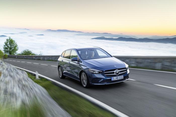 Μήπως η νέα Mercedes B-Class είναι πιο σπορ και από την Α Class; - εικόνα 2