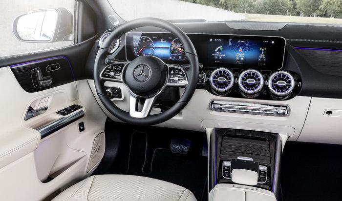 Μήπως η νέα Mercedes B-Class είναι πιο σπορ και από την Α Class; - εικόνα 4
