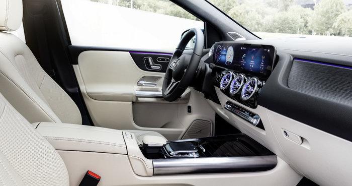 Μήπως η νέα Mercedes B-Class είναι πιο σπορ και από την Α Class; - εικόνα 5