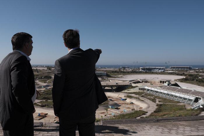 Ο Μητσοτάκης στο Ελληνικό: Να γίνει το σύμβολο της νέας Ελλάδας - εικόνα 7
