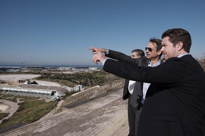 Ο Μητσοτάκης στο Ελληνικό: Να γίνει το σύμβολο της νέας Ελλάδας - εικόνα 8