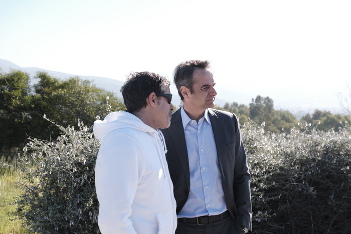 Ο Μητσοτάκης στο Ελληνικό: Να γίνει το σύμβολο της νέας Ελλάδας - εικόνα 13