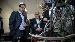 Η επίσκεψη του Αλέξη Τσίπρα στην ελληνική ...Silicon Valley [φωτό - βίντεο]