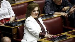 Μεγαλοοικονόμου: Δεν με εκπροσωπεί η επιλογή της Μ. Λοΐζου
