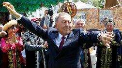 Καζακστάν: Παραιτήθηκε ο τελευταίος σοβιετικού τύπου ηγέτης
