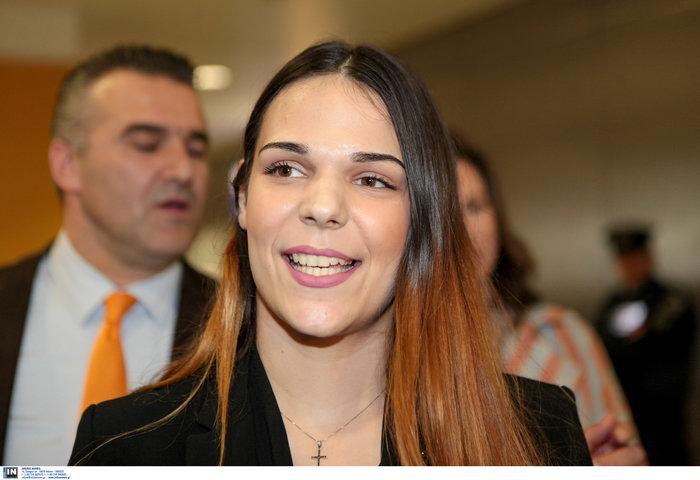 Στην Ελλάδα η Ειρήνη Μελισσαροπούλου: Είχα πει από την αρχή πως είμαι αθώα