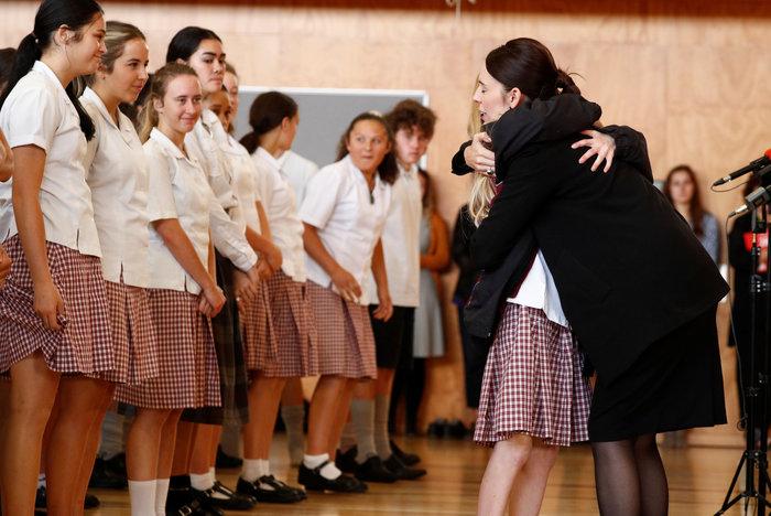 Γιασίντα Αρντεν: Μια πρωθυπουργός με ενσυναίσθηση - εικόνα 4