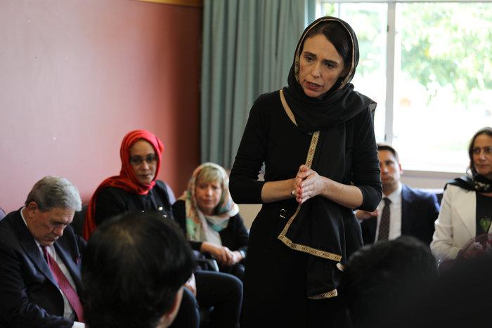Γιασίντα Αρντεν: Μια πρωθυπουργός με ενσυναίσθηση - εικόνα 5