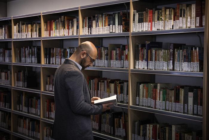 Ο Πρ. Παυλόπουλος εγκαινίασε τη βιβλιοθήκη της Φιλοσοφικής Σχολής του ΕΚΠΑ - εικόνα 6