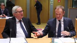 Στη Σύνοδο Κορυφής της ΕΕ η απάντηση των «27» στην Μέι για το Brexit