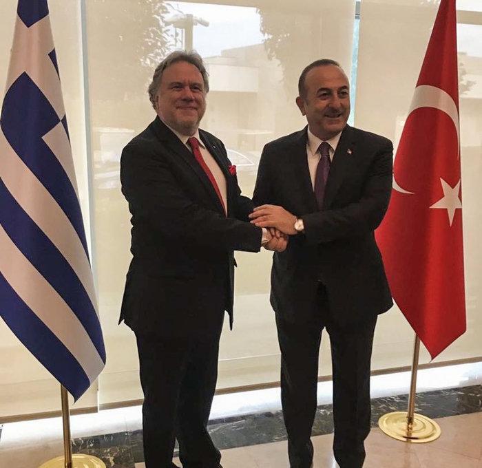 Τσαβούσογλου για ενεργειακά: Μη ρεαλιστικά χωρίς την Τουρκία