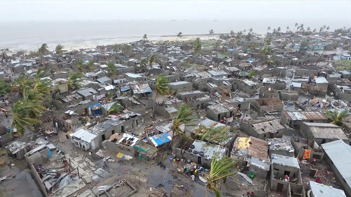 Μοζαμβίκη: Eκατοντάδες νεκροί από τον κυκλώνα - εικόνα 4