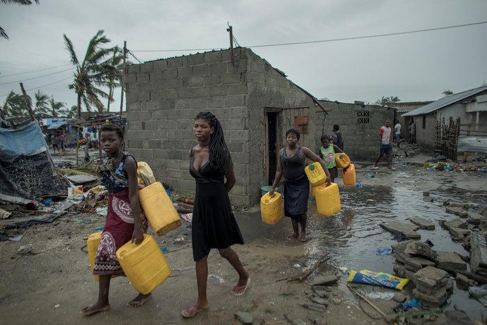 Μοζαμβίκη: Eκατοντάδες νεκροί από τον κυκλώνα - εικόνα 3