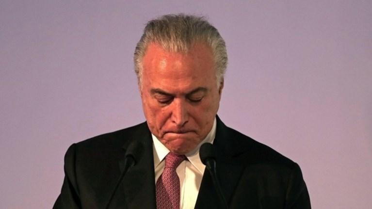 brazilia-sunelifthi-o-prwin-proedros-mikel-temer