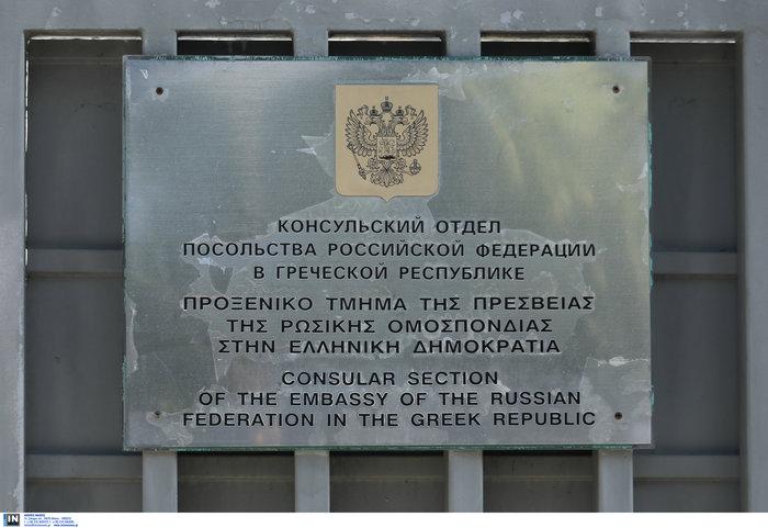 """Επίθεση στο Ρωσικό Προξενείο: Οι κάμερες """"έπιασαν"""" τους δράστες - εικόνα 4"""