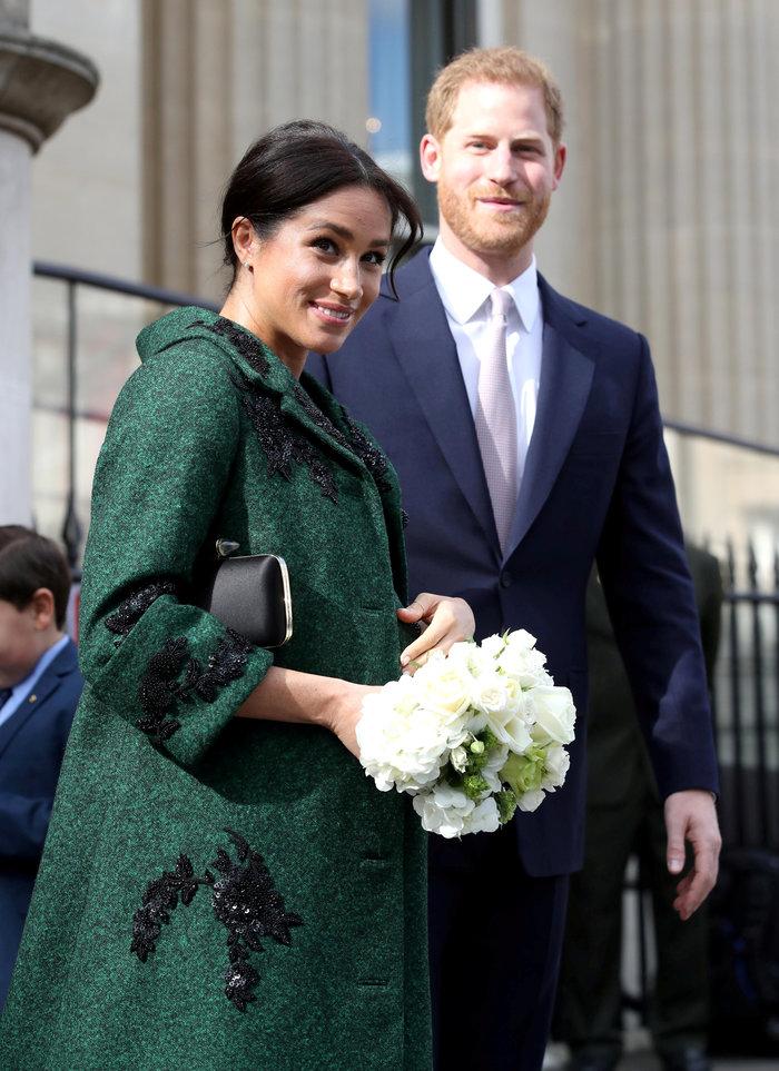 Έτσι θα μοιάζει το βασιλικό μωρό του Χάρι και της Μέγκαν [Εικόνες] - εικόνα 4