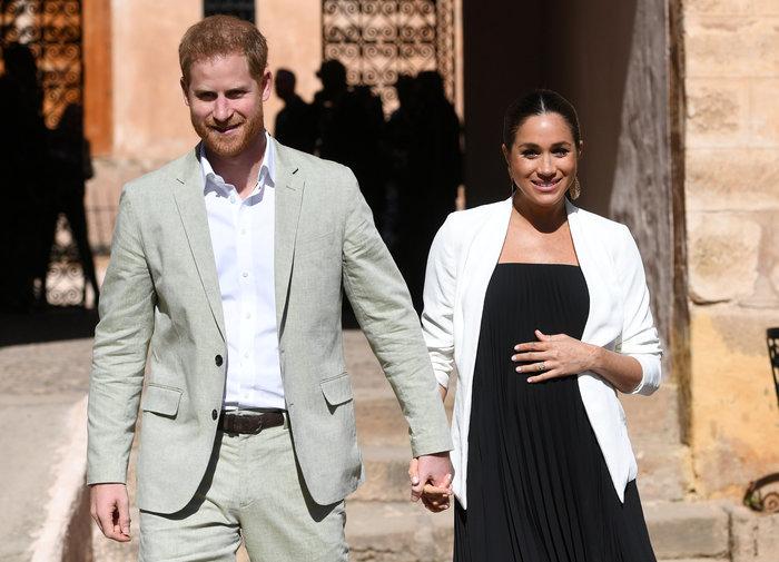 Έτσι θα μοιάζει το βασιλικό μωρό του Χάρι και της Μέγκαν [Εικόνες] - εικόνα 6