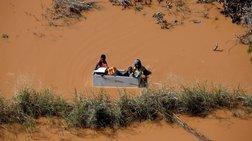 Μοζαμβίκη: Χολέρα και ελονοσία μετά το πέρασμα του κυκλώνα Ιντάι