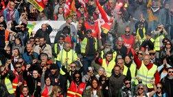Κίτρινα Γιλέκα: Απαγορεύτηκε η διαδήλωση στο Σανζ Ελιζέ