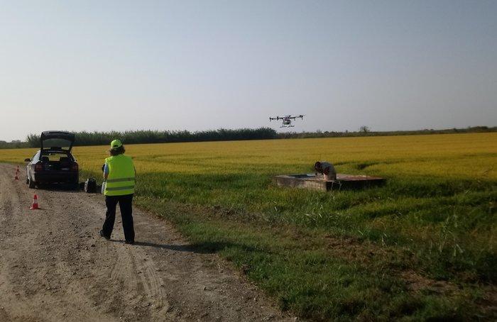 Τεχνητή νοημοσύνη, big data και drones ενάντια στα κουνούπια