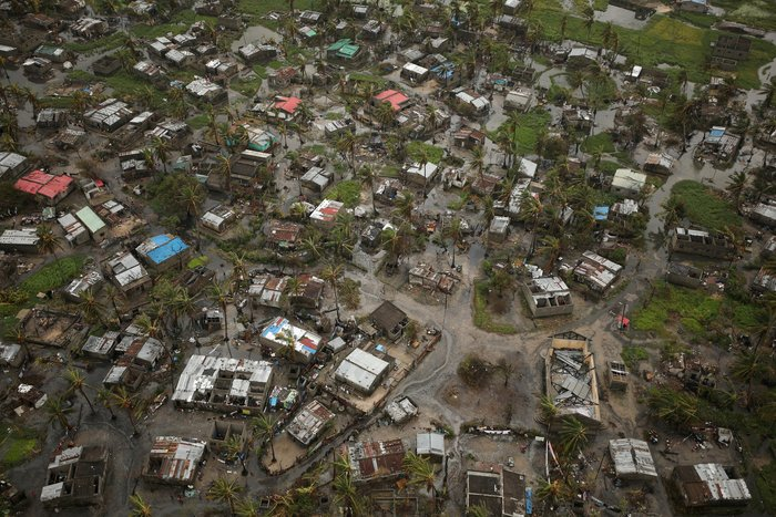 Μοζαμβίκη: Στους 446 ανήλθαν οι νεκροί - Εικόνες καταστροφής