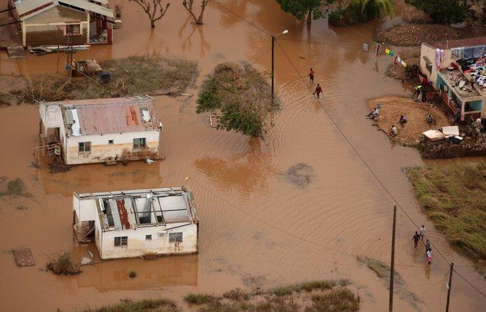 Μοζαμβίκη: Στους 446 ανήλθαν οι νεκροί - Εικόνες καταστροφής - εικόνα 2