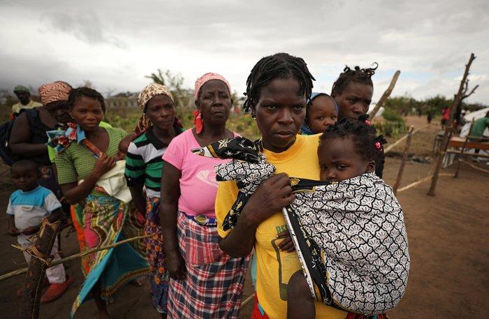 Μοζαμβίκη: Στους 446 ανήλθαν οι νεκροί - Εικόνες καταστροφής - εικόνα 4