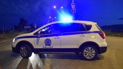 Δύο τραυματίες μετά από καταδίωξη διακινητών στη Θεσσαλονίκη