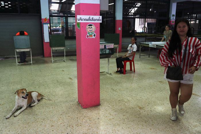Ταϊλάνδη: Έκλεισαν οι κάλπες των πρώτων, μετά το πραξικόπημα, εκλογών - εικόνα 4