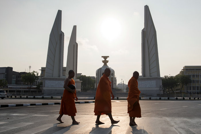Ταϊλάνδη: Έκλεισαν οι κάλπες των πρώτων, μετά το πραξικόπημα, εκλογών