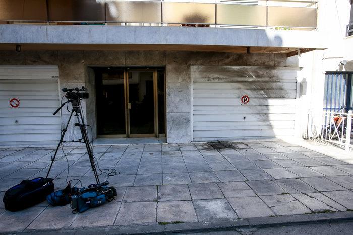 Επίθεση με μολότοφ στο σπίτι του Παύλου Πολάκη - εικόνα 3