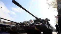 Δείτε live τη μεγάλη στρατιωτική παρέλαση στην Αθήνα