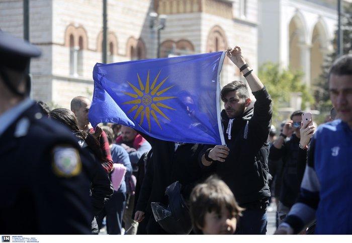 Εορτασμοί: Ένταση σε Καλλιθέα, Μητρόπολη και Θεσσαλονίκη - εικόνα 4