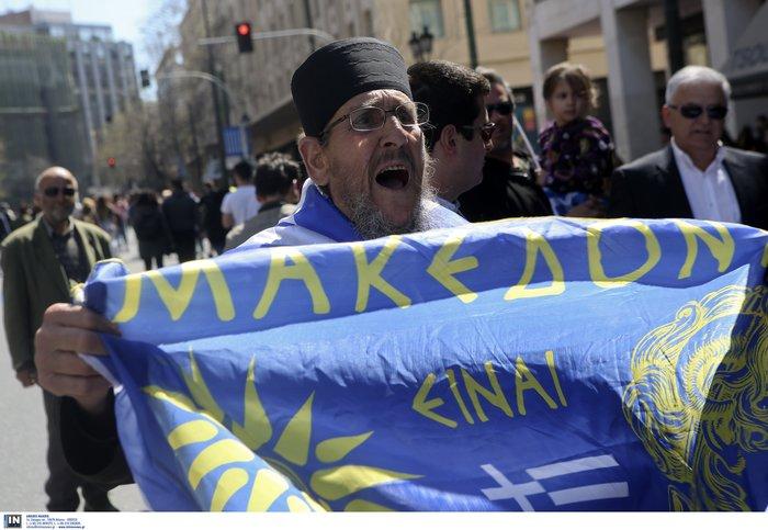 Εορτασμοί: Ένταση σε Καλλιθέα, Μητρόπολη και Θεσσαλονίκη - εικόνα 5