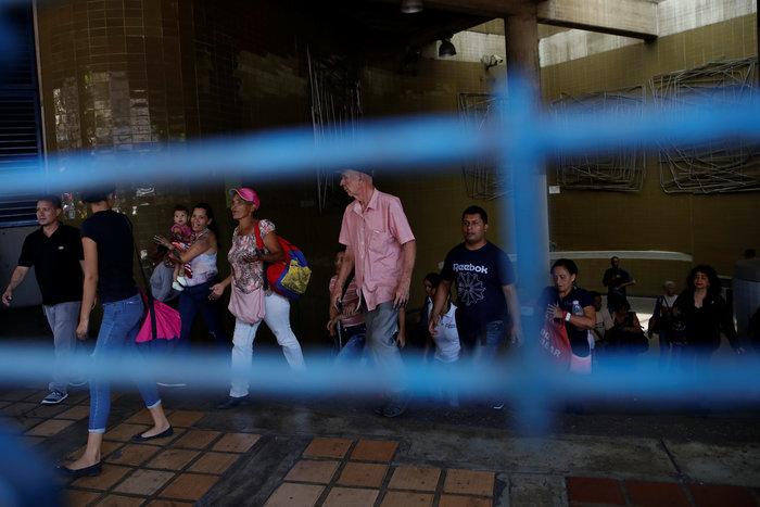 Στο σκοτάδι μεγάλο τμήμα της Βενεζουέλας και το Καράκας-Nέο μπλακ άουτ ΦΩΤΟ - εικόνα 4